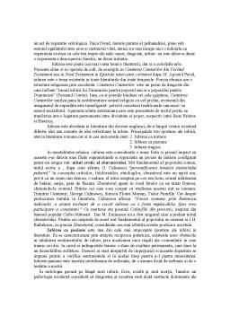 Referat - Tema Iubirii in Literatura Universala