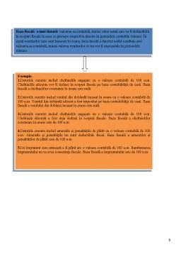 Proiect - Standarde Internaționale de Raportare Financiară