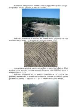 Proiect - Consolidarea Terenului de Fundare cu Geogrile