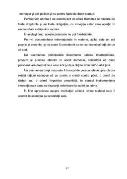 Proiect - Subiecte ale Raportului de Drept Constitutional