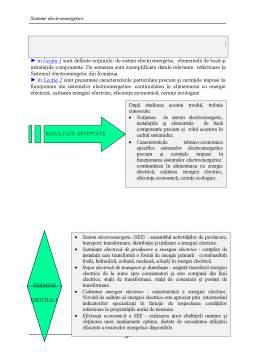 Curs - Caracteristici Generale ale Sistemelor Electroenergetice