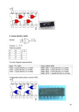 Curs - Circuite Logice Integrate în Automatizări