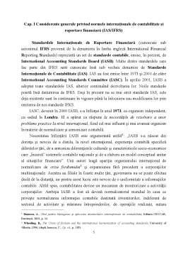 Curs - IAS - IFRS in Contabilitatea Curenta
