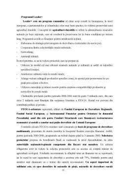 Referat - Piata Agricola Comuna. Aquis-ul Comunitar in Domeniul Agriculturii