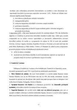 Referat - Politica Europeana de Mediu