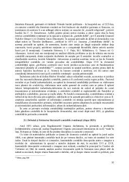 Referat - Istoria Contablitatii Institutiilor Publice
