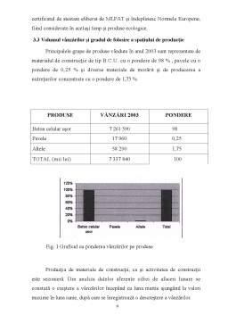 Proiect - Lucrare Practica - Analiza Financiara la S.C. Metaco Int S.A.