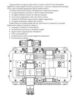 Proiect - Proiectarea Reductorului Cilindric cu Dinti Inclinati