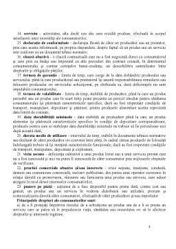 Curs - Legislatie - Autoritatea Nationala pentru Protectia Consumatorilor