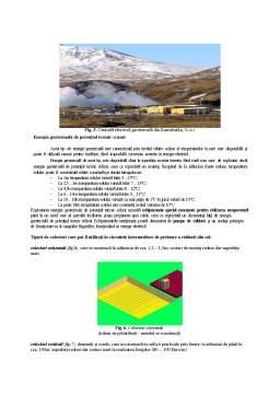 Referat - ENERGIE GEOTERMALĂ