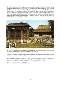 Proiect - Resursele Agroturistice Naturale și Antropice din Județul Gorj