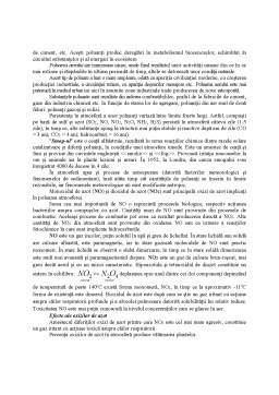 Laborator - Determinarea Dioxidului de Azot din Aer