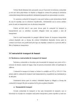 Curs - Dreptul Transporturilor