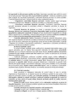 Curs - Auditul și Certificarea Situațiilor Financiare Anuale