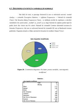 Proiect - Software Statistic