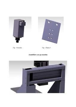 Proiect - Sisteme Flexibile de Fabricatie