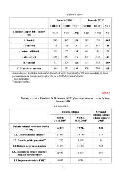 Referat - FMI si Legaturile cu Romania