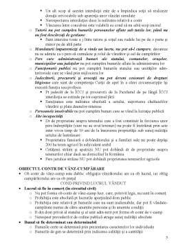 Curs - Contractul de vânzare-cumpărare