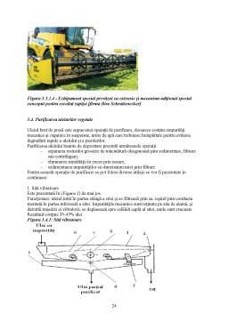 Licență - Analiza Tehnologică a Proceselor de Obținere a Biodieselului