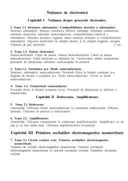 Curs - Programa Electrotehnica
