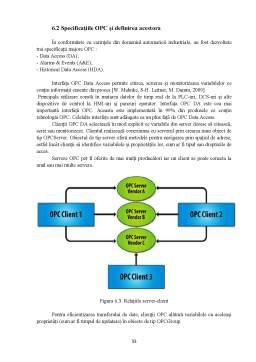 Proiect - Sistem de Control si Monitorizzare a Temperaturii Mediului de Sera