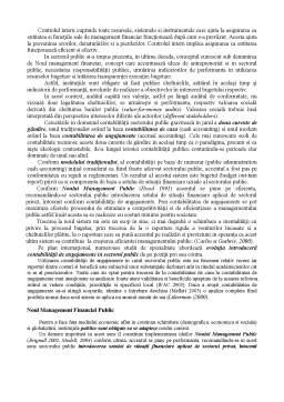 Curs - Implicarea CECCAR în Modernizarea Managementului Financiar în Sectorul Public