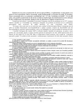 Curs - Concurenta si Ajutorul de Stat in Dreptul European