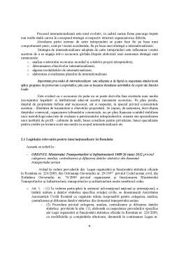 Proiect - Tranzactia Comerciala dintre Eurojet Romania SRL si Avolus Group BV