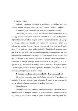 Proiect - Posibilități de Eficentizare a Bilanțului Termic în Instalația de Cracare Catalitică