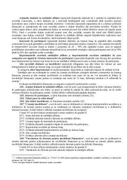 Curs - Contabilitatea Imobilizărilor în Curs și a Avansurilor Acordate pentru Imobilizări