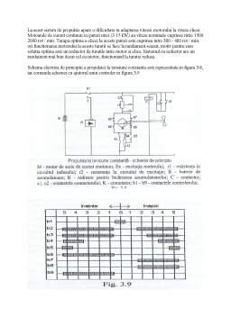 Proiect - Particularitati Privind Propulsia Electrica a Navei