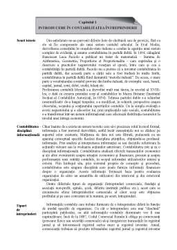 Curs - Contabilitate - Capitolul 1