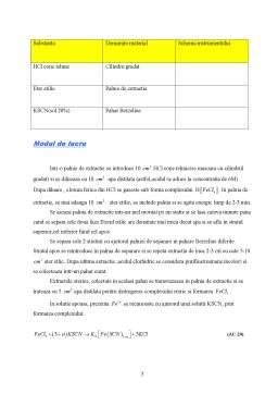 Referat - Acidul Clorhidric