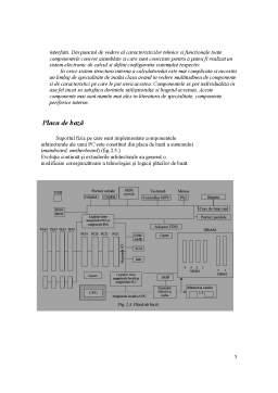 Referat - Arhitectura unui Sistem de Calcul