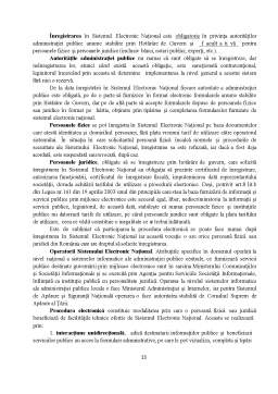 Curs - E-Guvernare, Practice and Law