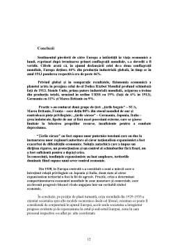 Referat - Criza Economica1929-1933 - Istoria Economica