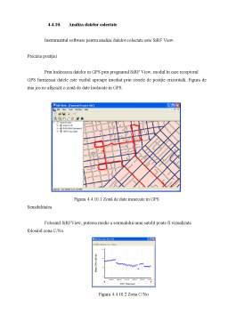 Licență - Sisteme de Urmărire la Distanță prin GPS