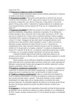 Proiect - Ambalaje in Industria Agroalimentara - Carnatii