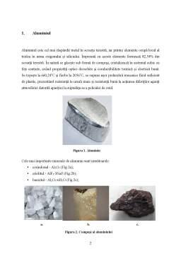 Proiect - Analiza Compactitatii Produselor Metalice Al-Si