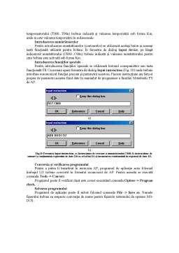 Proiect - Programarea automatelor programabile