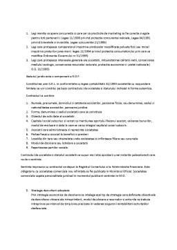 Curs - Factori de Influenta a Tipurilor de Structuri Organizatorice