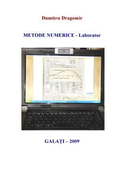 Laborator - Metode Numerice