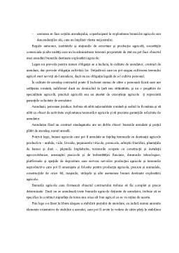 Referat - Contractul de Arendare