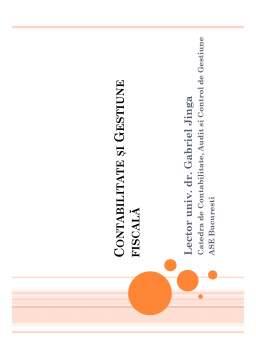 Curs - Notiuni Generale - Fiscalitate