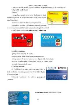 Proiect - Studiu Monografic la Tehnica Operatiunilor Bancare - BRD