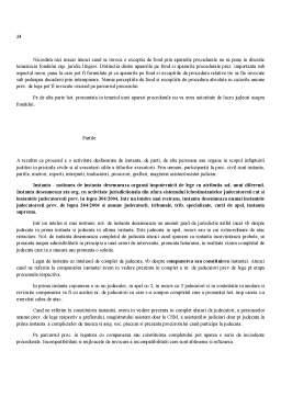 Curs - Procedura Civila NCPC