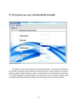 Proiect - Sistem Informatic pentru Gestiunea unei Librarii