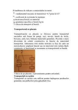 Curs - Transportul Produselor Solide