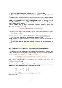 Curs - Mecanismul Reactiilor Chimice