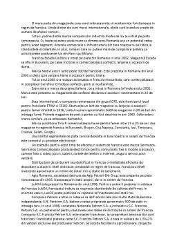 Referat - Dezvoltarea Afacerilor Internationale in Romania